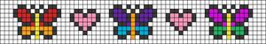 Alpha pattern #23709