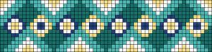 Alpha pattern #23711
