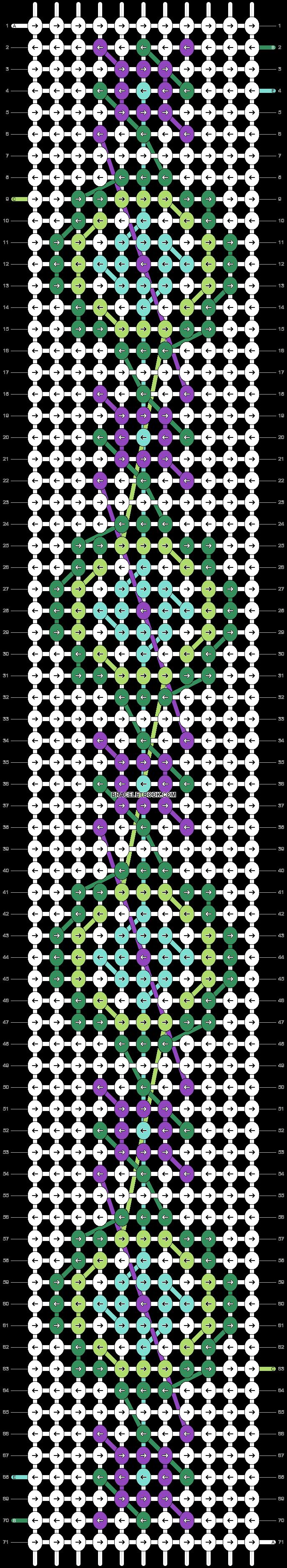 Alpha pattern #23712 pattern