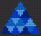 Alpha pattern #23718
