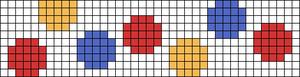 Alpha pattern #23727