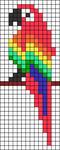 Alpha pattern #23747