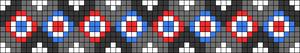 Alpha pattern #23760