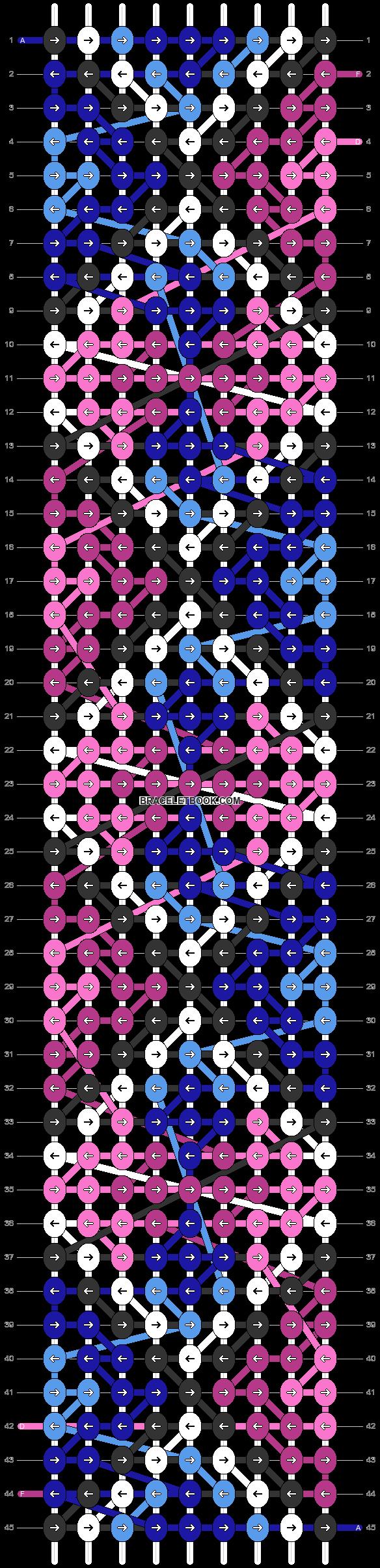Alpha pattern #23770 pattern