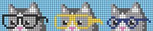 Alpha pattern #23771