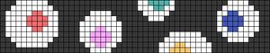 Alpha pattern #23777
