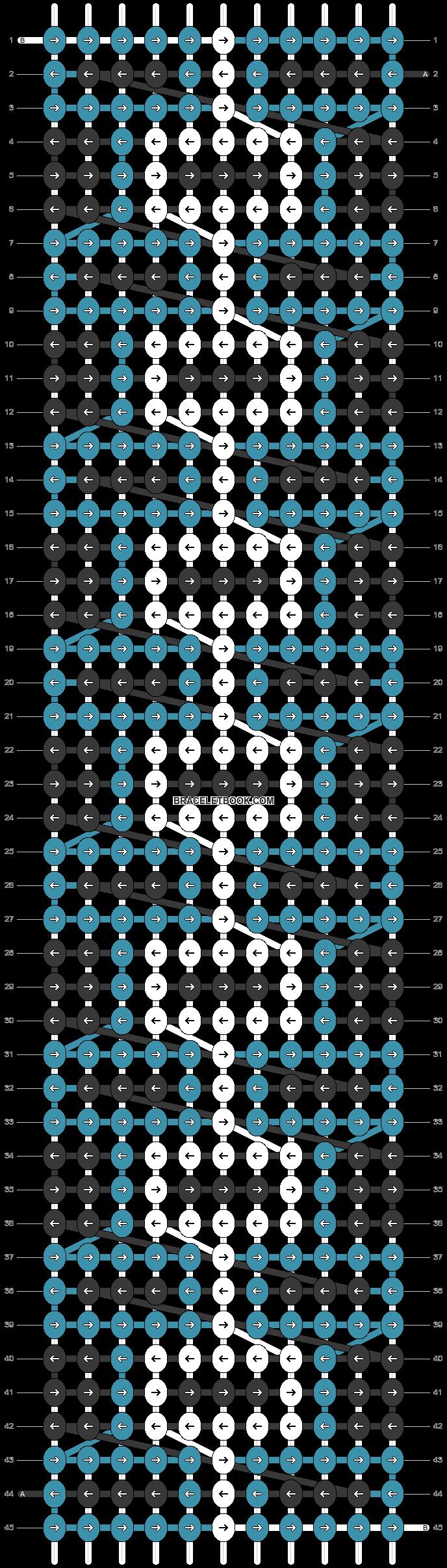 Alpha pattern #23779 pattern