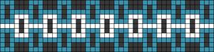 Alpha pattern #23779