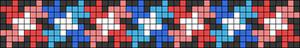 Alpha pattern #23781