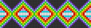 Alpha pattern #23782