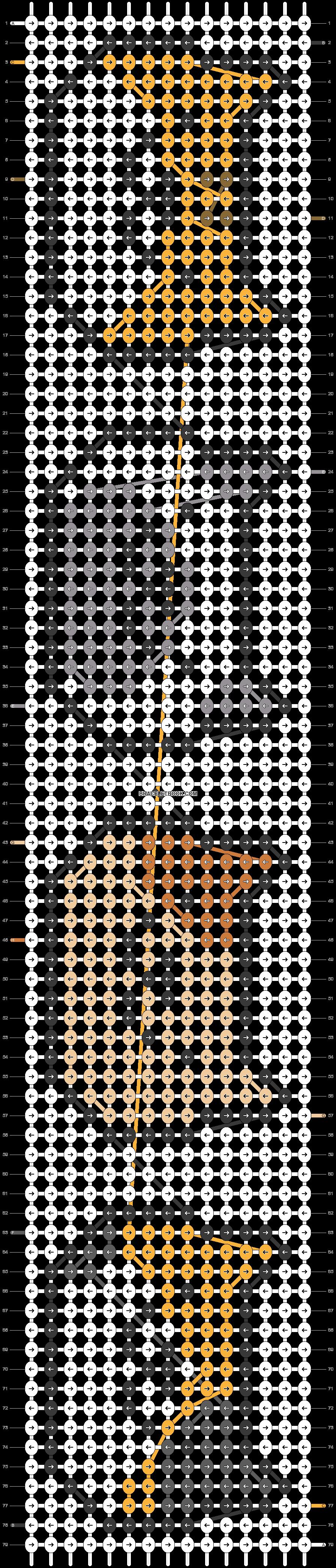 Alpha pattern #23810 pattern
