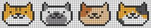 Alpha pattern #23810