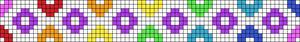Alpha pattern #23851