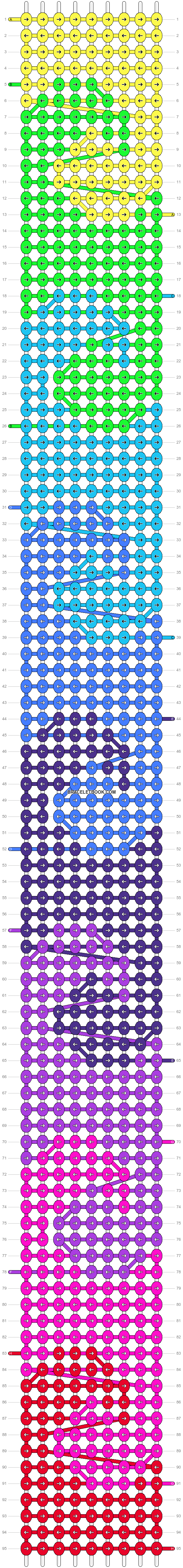 Alpha pattern #23860 pattern