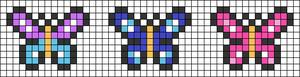 Alpha pattern #23863