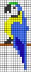 Alpha pattern #23865