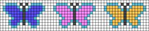 Alpha pattern #23867