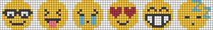 Alpha pattern #23869