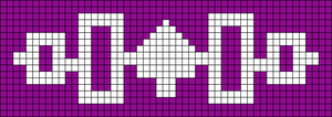 Alpha pattern #23871