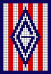 Alpha pattern #23872