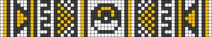 Alpha pattern #23889