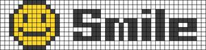 Alpha pattern #23904
