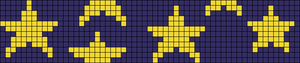 Alpha pattern #23915