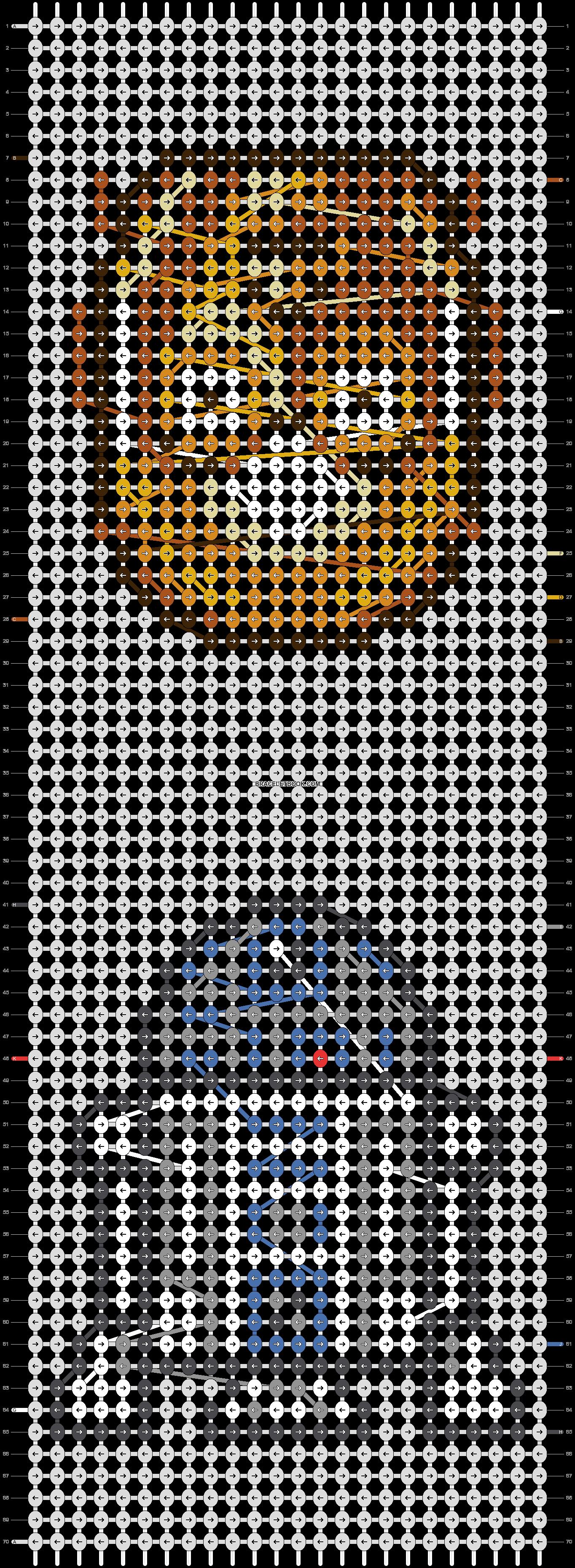 Alpha pattern #23967 pattern