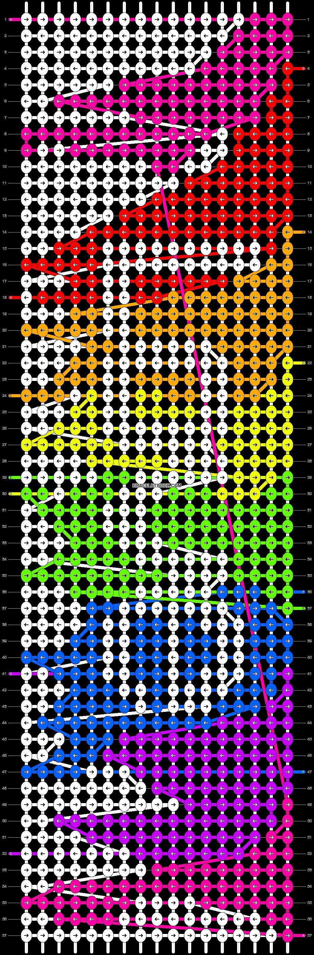 Alpha pattern #23968 pattern