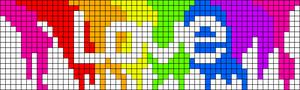 Alpha pattern #23968