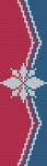 Alpha pattern #24000