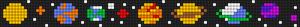 Alpha pattern #24001