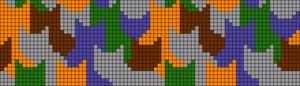 Alpha pattern #24045