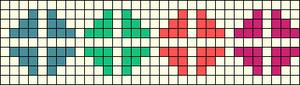 Alpha pattern #24052