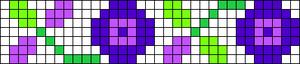 Alpha pattern #24053