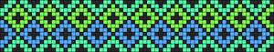 Alpha pattern #24069