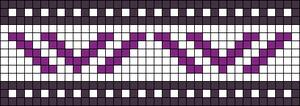 Alpha pattern #24087