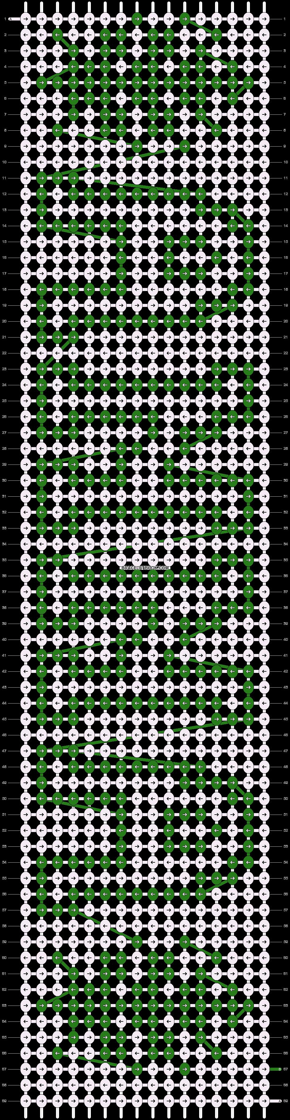 Alpha pattern #24099 pattern