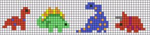 Alpha pattern #24109
