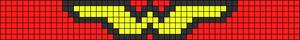 Alpha pattern #24127
