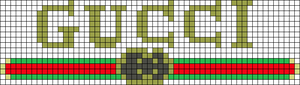 Alpha pattern #24172