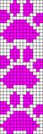 Alpha pattern #24173