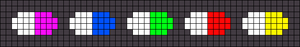 Alpha pattern #24200