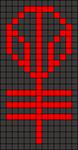 Alpha pattern #24310