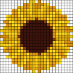 Alpha pattern #24333