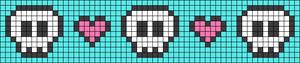 Alpha pattern #24344