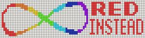 Alpha pattern #24354