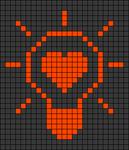 Alpha pattern #24379