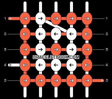 Alpha pattern #24433 pattern