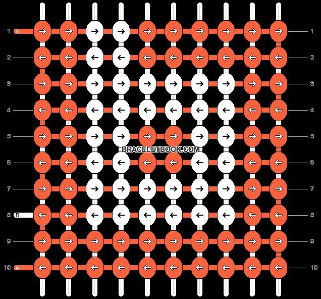 Alpha pattern #24434 pattern